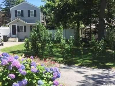 Sound Beach Single Family Home For Sale: 95 Sound Beach Blvd