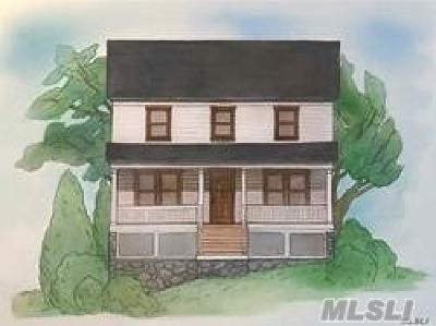 Roslyn Single Family Home For Sale: 128 Mott Ave