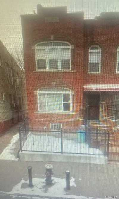 Multi Family Home For Sale: 26-44 95th Street