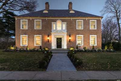 Garden City Single Family Home For Sale: 25 Hilton Ave