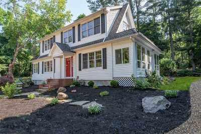 Smithtown Single Family Home For Sale: 379 Landing Ave