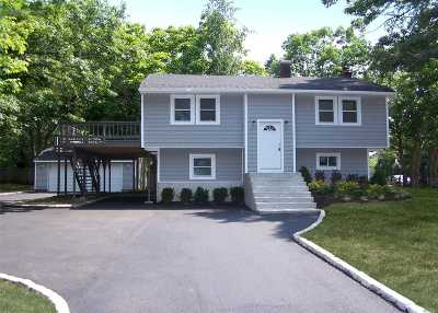 S. Setauket Single Family Home For Sale: 4 Stillhunter Ln