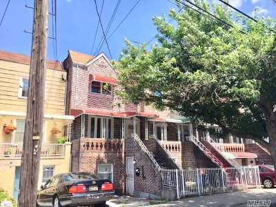 Brooklyn Multi Family Home For Sale: 721 E 93rd St