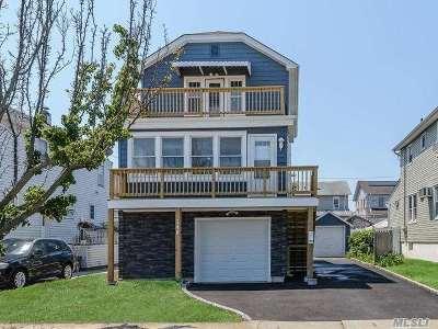 Long Beach Multi Family Home For Sale: 346 West Hudson St