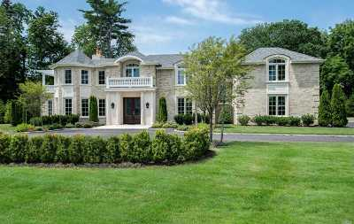 Old Westbury Single Family Home For Sale: Hidden Pond Dr