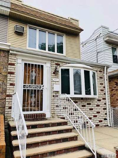 Middle Village Single Family Home For Sale: 66-05 73rd Pl