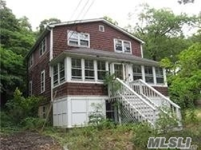 Setauket NY Single Family Home For Sale: $230,000