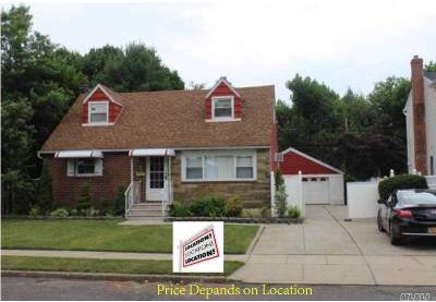 Syosset Single Family Home For Sale: 3 Ava Dr