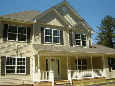 Manorville Single Family Home For Sale: Lot3 Weeks Ave