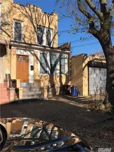 Ozone Park Multi Family Home For Sale: 80-11 97th Avenue