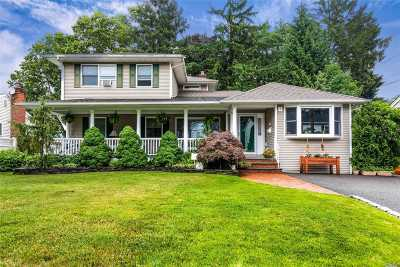 Syosset Single Family Home For Sale: 12 1st St
