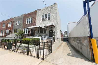 Jamaica Single Family Home For Sale: 123-49 Inwood St