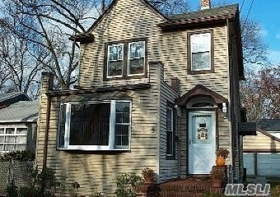 Valley Stream NY Single Family Home For Sale: $480,000