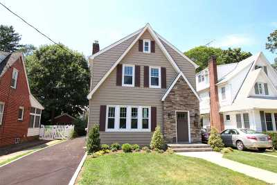 Rockville Centre Single Family Home For Sale: 464 Morris Ave