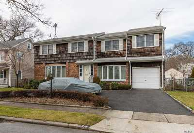 Rockville Centre Single Family Home For Sale: 378 N Forest Ave