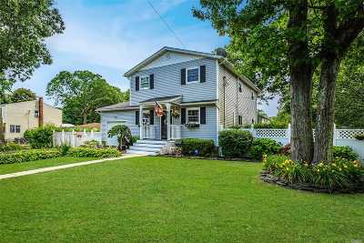 Holbrook Single Family Home For Sale: 110 Geery Ave