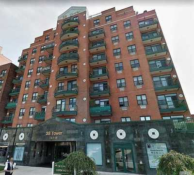 Flushing Condo/Townhouse For Sale: 142-18 38 Ave #2D