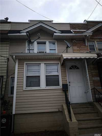 Woodhaven Multi Family Home For Sale: 92-45 75 St