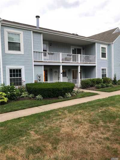 Middle Island Condo/Townhouse For Sale: 90 N Fairview Cir