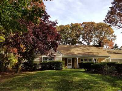 Stony Brook Single Family Home For Sale: 9 Burgess Ln
