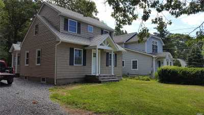 Bayport Single Family Home For Sale: 295 Fairview Ave