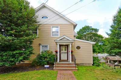 Huntington Single Family Home For Sale: 137 Wyman Ave