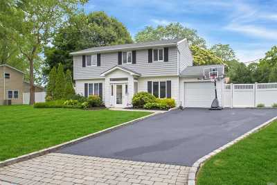 Centereach Single Family Home For Sale: 9 Malibu Ln
