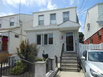 Maspeth Multi Family Home For Sale: 53-38 70th St