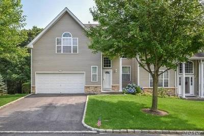 Hauppauge Condo/Townhouse For Sale: 18 Arielle Ct