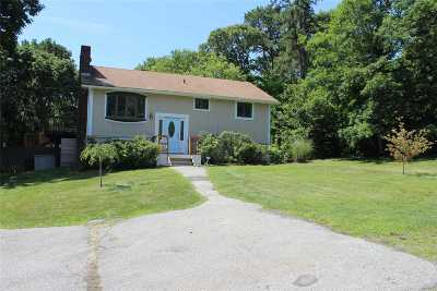 Hampton Bays Single Family Home For Sale: 64 E Tiana Rd