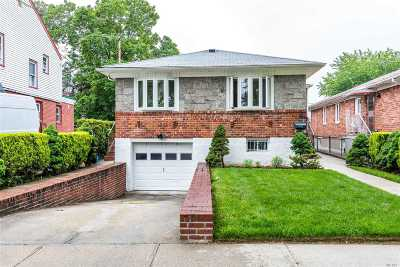 Flushing Single Family Home For Sale: 43-38 172 St