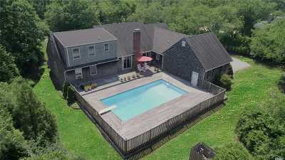 Remsenburg Single Family Home For Sale: 25 Dock Rd
