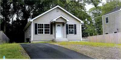 Selden Single Family Home For Sale: Greene Ave