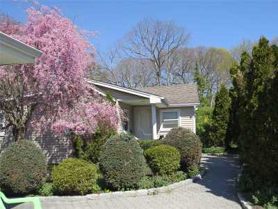 Nesconset Single Family Home For Sale: 40 Walter Dr