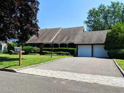 E. Setauket Single Family Home For Sale: 10 Galleon Ln