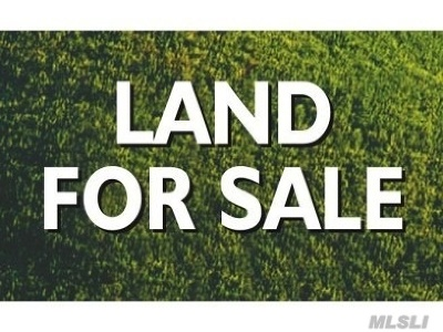 Smithtown Residential Lots & Land For Sale: Washington St
