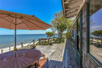 East Hampton Single Family Home For Sale: 84 Louse Point Rd