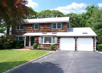 Setauket NY Single Family Home For Sale: $549,999