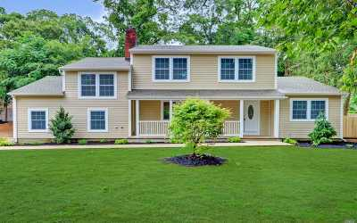 Centereach Single Family Home For Sale: 45 Gould Rd