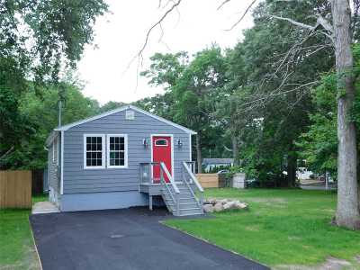 Rocky Point Single Family Home For Sale: 66 Freya