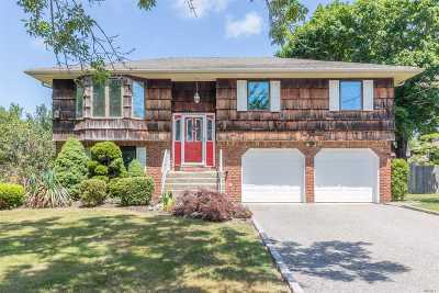 Oakdale Single Family Home For Sale: 115 Cross Rd
