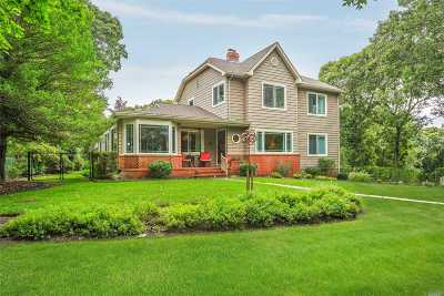 Hampton Bays Single Family Home For Sale: 41 Red Cedar Point Rd