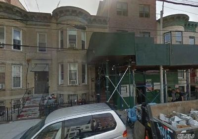 Brooklyn Multi Family Home For Sale: 760 58th St