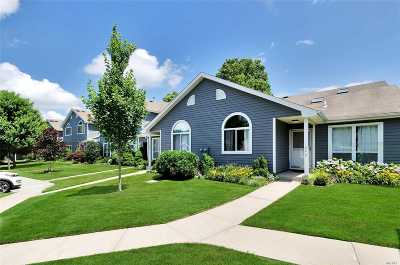 Middle Island Condo/Townhouse For Sale: 640 Birchwood Park Dr
