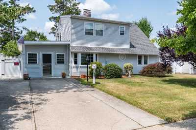 Levittown Single Family Home For Sale: 44 Timber