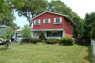 Hauppauge Single Family Home For Sale: 27 Sandra Dr