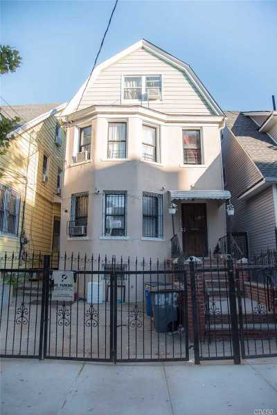 Corona Multi Family Home For Sale: 111-18 38th Ave