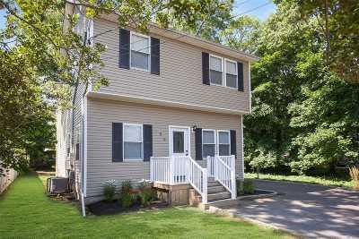 Ronkonkoma Single Family Home For Sale: 120 Iroquois St