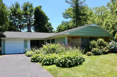 Stony Brook Single Family Home For Sale: 35 Malvern Ln