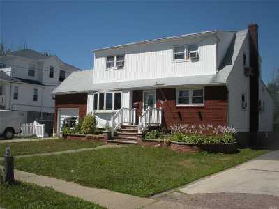 Freeport Multi Family Home For Sale: 408 Guy Lombardo Ave